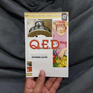 Q.E.D. 47 (Quod Erat Demonstrandum)
