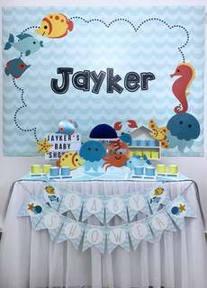 Customized Backdrop for Birthday Parties