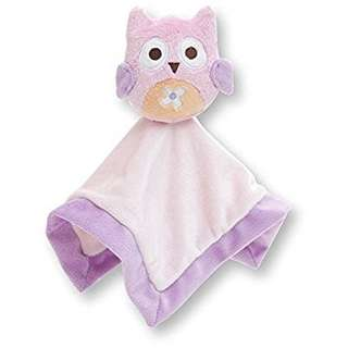 Baby Boy Nursery Blanket (Smilling Whale) 安抚巾