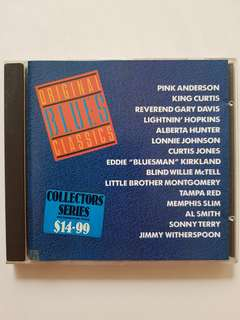 CD Original Blues Classics