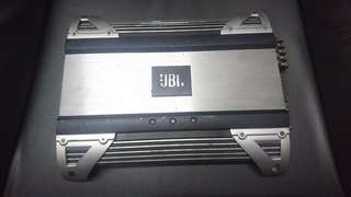 JBL 4 Channel Amplifier