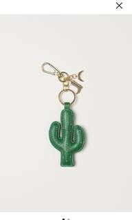H&M Cactus Keychain