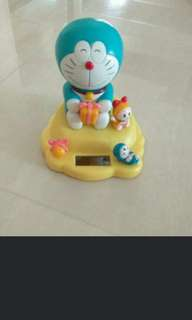Solar Powered Motion Doraemon Toy