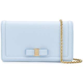 SALVATORE FERRAGAMO Vara shoulder bag