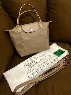 SALE! Long Champ cuir size S Semi Premium