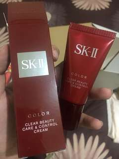 SK-II Clear Beauty Care and Control Cream