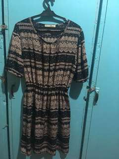 Preloved Korean Dress