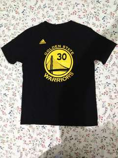 Adidas Golden State Warriors T-Shirt // PHP 300