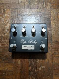 *USED* Empress Tape Delay
