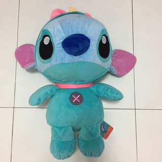 Stitch in Scrump Outfit Soft Toy
