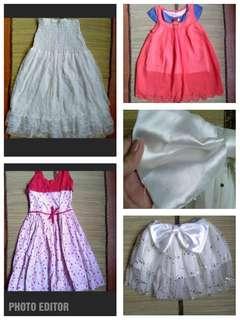 Bundle kids' clothing