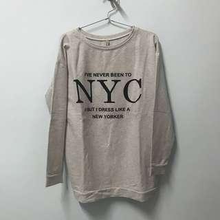 Stradivarius NYC Sweater