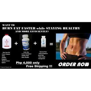 Weight Management Combo Pack 1