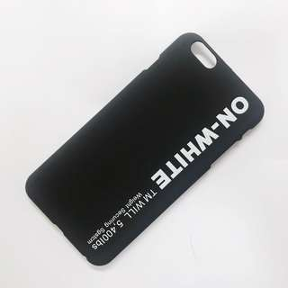 iPhone Case 黑色手機殼