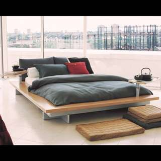 Ligne Roset Peter Maly Bed
