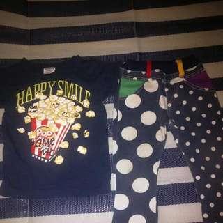 Buy1 Take 1 Shirt & Leggings