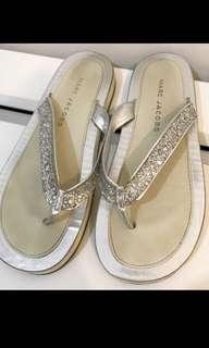 Marc Jacobs  glitter sandals