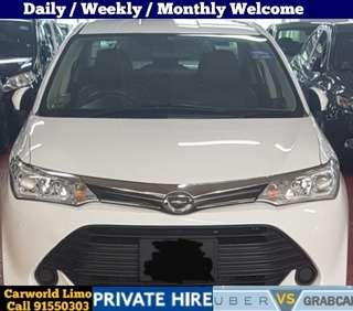 Toyota Corolla Axio 1.5 Auto X