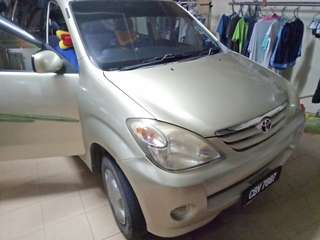 Toyota Avanza 1.3 Manual 2006