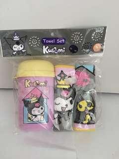 [Brand New] Kuromi Handkerchief