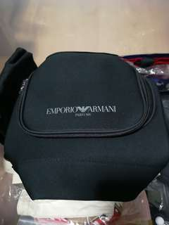 Emporio Armani  Toiletries bag