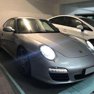 PORSCHE 991 C2 2012