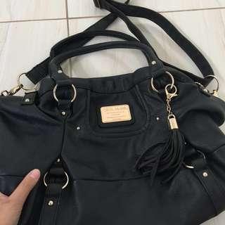 CECIL McBEE Bag - Black (Boleh Nego)
