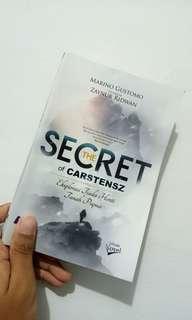 The Secret Of Cartenz #kanopixcarousell