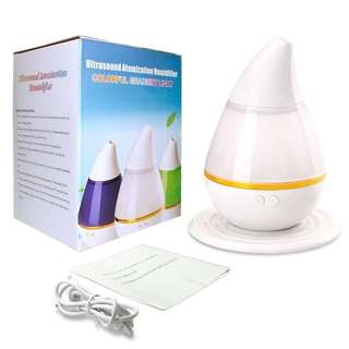 Humidifier ultrasound atomization 7 colour