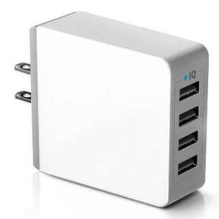 Anker 36W 4-port USB Wall Charger Travel Adapter 4Port