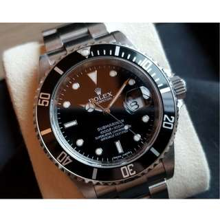 二手 Rolex Submariner BLK