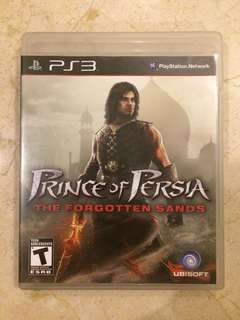 """KASET PS 3 PRINCE OF PERSIA """"THE FORGOTTEN SANDS"""""""