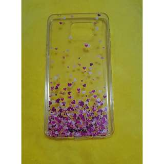 Softcase Samsung Note 5