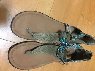 🚚 Minnetonka 春夏涼鞋