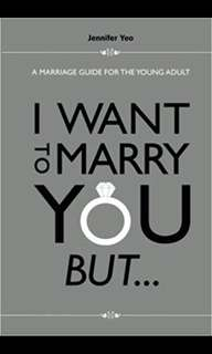 I want to marry you but... by Jennifer Yeo