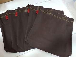 New Limited plain brown or black bag
