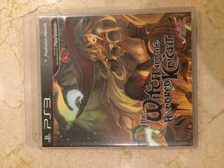 KASET PS 3 THE WITCH AND THE HUNDRED KNIGHTS