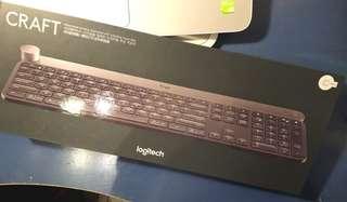 Logitech CRAFT 無線鍵盤 (全新未開封)