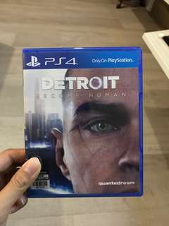 Detroit Become Human (Unredeemed)