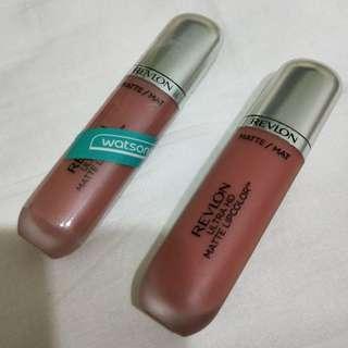 🚚 Revlon Ultra HD Matte Lipstick Seduction