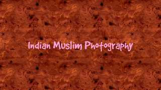 Indian Muslim Photography