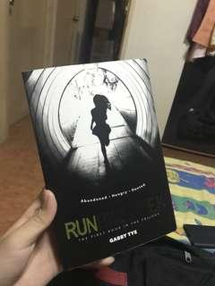 Gabby tye story book RUN HIDE SEEK