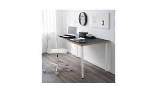 Ikea LINNMON (Table Top) and ADILS (Legs)