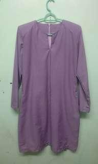 Baju kurung moden tailor made