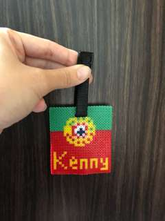 Portugal Luggage Tag