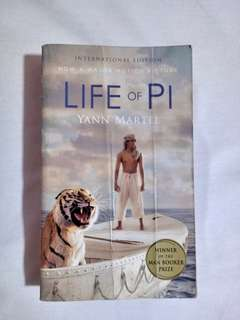 [PRE-LOVED] Life of Pi by Yann Martel