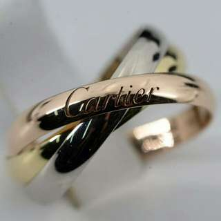 Cartier ring perfect grade