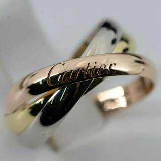 Cartier ring perfect grade
