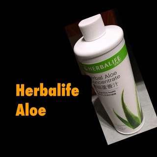Herbalife Aloe 康寶萊 蘆薈汁 原味 正貨