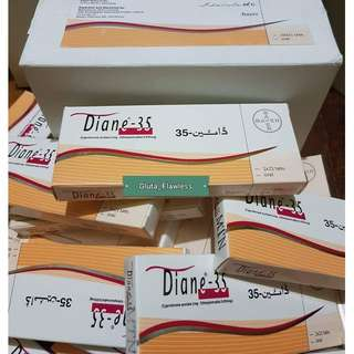 Diane35 Pills (Germany) 21 tablets